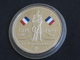 Médaille Première Guerre Mondiale - Centenaire 1914-2014  **** EN ACHAT IMMÉDIAT **** - Militaria