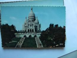 Frankrijk France Frankreich Parijs Paris Sacré Coeur Basilique - Sacré Coeur