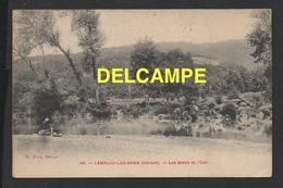 DD / 34 HERAULT / LAMALOU-LES-BAINS / LES BORDS DE L' ORB / ANIMÉE / 1915 - Lamalou Les Bains
