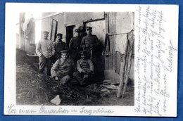 Jagodinia  -  Soldats Allemands Dans Une Ferme - Serbie