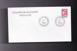 Enveloppe Philatélique  CONGRES DU PARLEMENT 18 JANVIER 1999 VERSAILLES  78 - Autres Collections