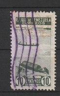 MiNr. 181 Venezuela 1937, 25. Juni. Freimarken: Landesansichten. - Venezuela