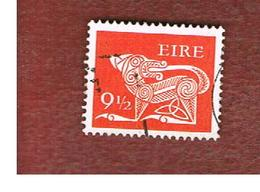 IRLANDA (IRELAND) -  SG 352a  -    1979  STILYZED DOG  9 1/2   - USED - 1949-... Repubblica D'Irlanda