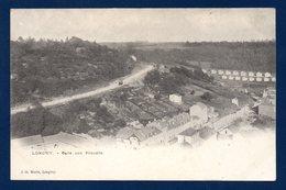 54. Longwy-Bas. Côte Aux Poulets. Tramway. Ca 1900 - Longwy