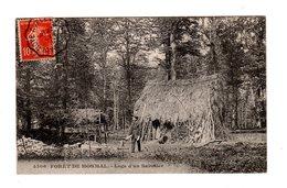 CPA 62 -  Forêt De Mormal - Loge D'un Sabotier - France