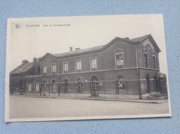 Gare De Courcelles Motte - Courcelles