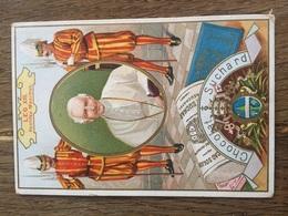 CHROMO CHOCOLAT SUCHARD S48 Rulers Of Europe Pape Leo XIII Vatican - Suchard