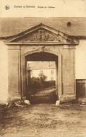 DOHAN S/SEMOIS - Entrée Du Château - Oblitération De 193? - Edition : H. Dufrêne, Dohan S/Semois - Bouillon