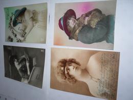 Fantaisie( Romantique) - Cartes Postales