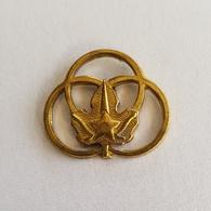 OLD  BOY SCOUT EX YUGOSLAVIA  FEDERATION  PIN BADGE BROCHE DISTINTIVO INSIGNE - Scoutisme