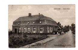CPA 59 -  Mont - Noir - Maison Berck - Francia