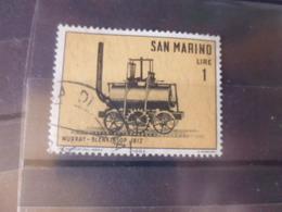 SAINT MARIN YVERT N°627 - Saint-Marin