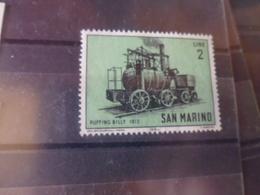 SAINT MARIN YVERT N°628 - Saint-Marin