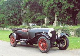 Bentley 3 Litre  -  1925  -  Carte Postale - Voitures De Tourisme