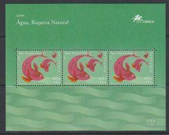 Europa Cept 2001 Portugal M/s ** Mnh (42049) - 2001