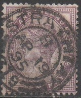 GRANDE -BRETAGNE  1881 __N° 73__ OBL  VOIR SCAN - Used Stamps