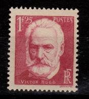 YV 304 N* Victor Hugo Cote 5,50 Eur - Unused Stamps