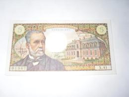 Billet De 5 Frs - 1962-1997 ''Francs''