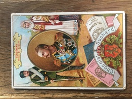CHROMO CHOCOLAT SUCHARD S48 Rulers Of Europe Ferdinand Prince De Bulgarie - Suchard