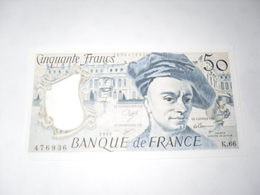Billet De 50 Frs - 1962-1997 ''Francs''