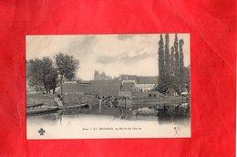 F0403 - BOURGES - 18 - Les Bords De L'Auron - Bourges