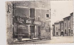 30 - GARD - Tavel - Bar Tabacs Grande Rue - Semi Moderne Petit Format - Frankreich