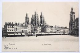 Tournai  La Grand'Place - Tournai
