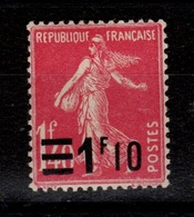 YV 228 N** Semeuse Cote 2 Euros - France