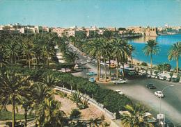 LIBYA - Tripoli - Avenue El Fath - Automotive - Libia