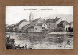 CPA - LANEUVEVILLE-lès-RAON (88) - Aspect Du Quartier De La Ville Près De La Meurthe Au Début Du Siècle - France