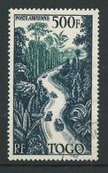 TOGO 1954 . Poste Aérienne N° 23 . Oblitéré . - Togo (1914-1960)