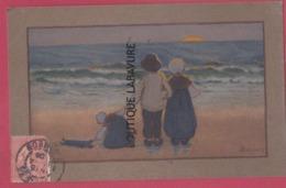 ILLUSTRATEUR---BARHAM---Viennoiserie-Enfants---Coucher De Soleil - Illustrateurs & Photographes