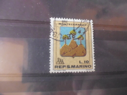 SAINT MARIN YVERT N°713 - Saint-Marin