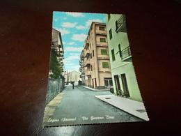 B718  Legino Savona Via Giacomo Bove Viaggiata - Other Cities