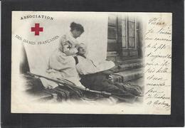 CPA Croix Rouge Red Cross War Guerre Circulé - Croix-Rouge