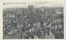 Brussel - Bruxelles - Panorama Pris De La Tour De L'Hôtel De Ville - Panoramische Zichten, Meerdere Zichten