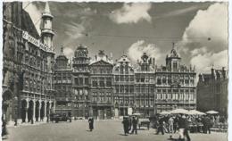 Brussel - Bruxelles - Grand'Place - Marché Aux Fleurs - Groote Markt - Bloemenmarkt - No 471 - 1948 - Markten