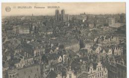 Brussel - Bruxelles - Panorama - Phototypie - Albert 15 - Panoramische Zichten, Meerdere Zichten