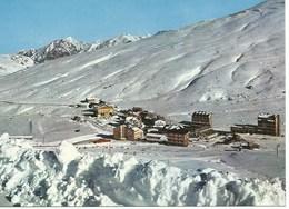 (A) : Andorre :vue Générale Prise Des Premiers Lacets - Andorre