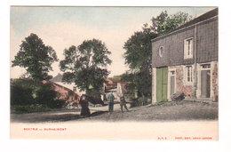 CPA BERTRIX : Burhaimont - Couleur - Animation - Avant 1905 - Edit. Louis Lenzen - Bertrix