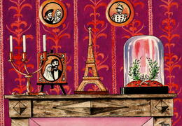 Levallois-Perret 1889-1989 - Centenaire De La Tour Eiffel - Evénements