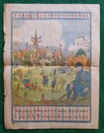 Affiche Du Deuxième Emprunt De La Défense Nationale - Illustrateur Hansi - 1914-18