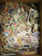 WORLD KILOWARE (5kg) Incl. Many Off Paper. - Non Classés