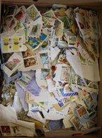 WORLD KILOWARE (5kg) Incl. Some Off Paper. - Non Classés