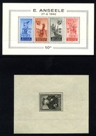 BELGIUM Strength In Middle Period With Better Sets Incl. 1950 Athletics UM, 1951 Medical Foundation Set UM, 1951 Anti T. - Timbres