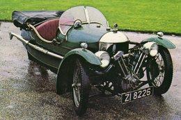 Morgan 3 Wheeler  -  1931   -    CPM - Voitures De Tourisme