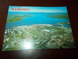 B718   Kirkenes Norvegia Veduta Aerea Non Viaggiata - Norvegia