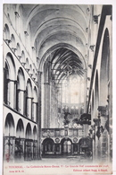 TOURNAI  La Cathédrale  Notre-Dame. V - La Grande Nef Commencée En 1146 - Tournai