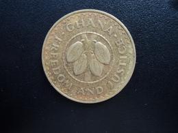 GHANA : 50 PESEWAS   1979   KM 18    TTB+ - Ghana