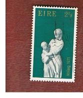 IRLANDA (IRELAND) -  SG 309  -    1971 CHRISTMAS   - USED - 1949-... Repubblica D'Irlanda